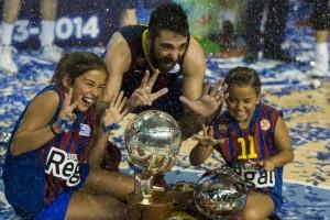 Navarro MVP de la final ACB