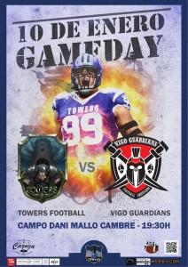 towers football